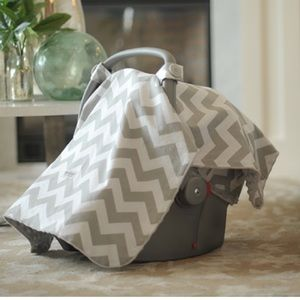 Canopy Couture Car Seat Cover
